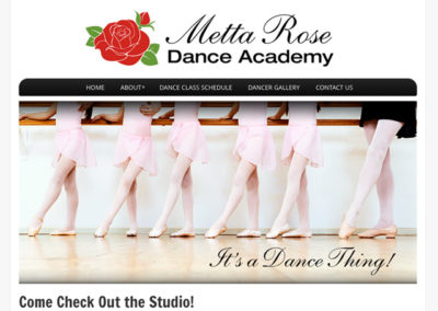 Metta Rose Dance Website