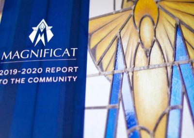 Magnificat Annual Report 2019-2020