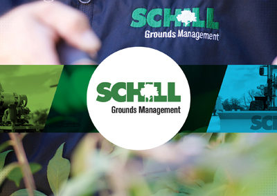 Schill Marketing Social Media and Marketing Collateral