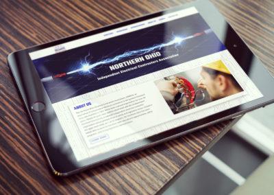 Northern Ohio Electrical Contractors Association Website